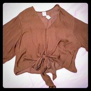 """NWT """"by Together"""" medium top"""
